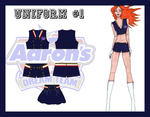 AFL UNIFORM 1
