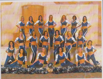 Chicago Rush (AFL): Adrenaline Rush Dancers