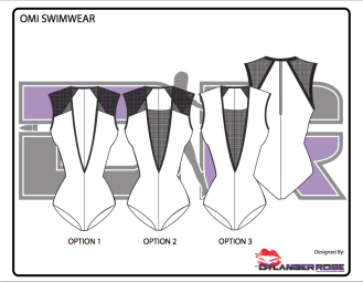 Omi Swimwear Design