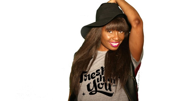 """DR Athletic Heather Grey """"Fresher Than You"""" Tee (Graphic Designer: Indi Randall)"""