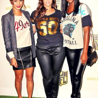 Jamie Chung, Dascha Polanco and Tika Sumpter