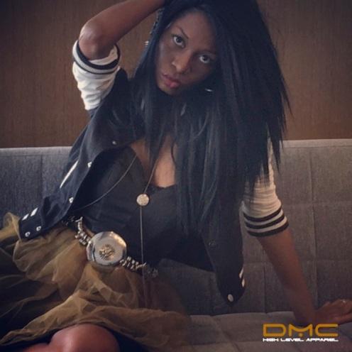 DMC HLA Party Dress